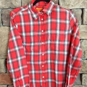Joe Fresh plaid shirt